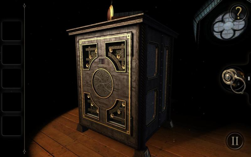 The main features of The Room escape game.