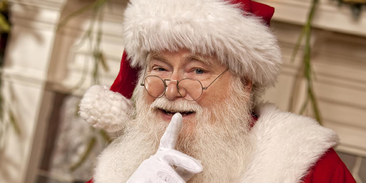 Santa wants to tell you about his favorite escape rooms