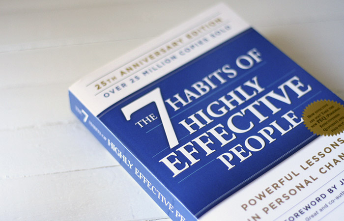 Best Self-Help The 7 Habits of Highly Effective People