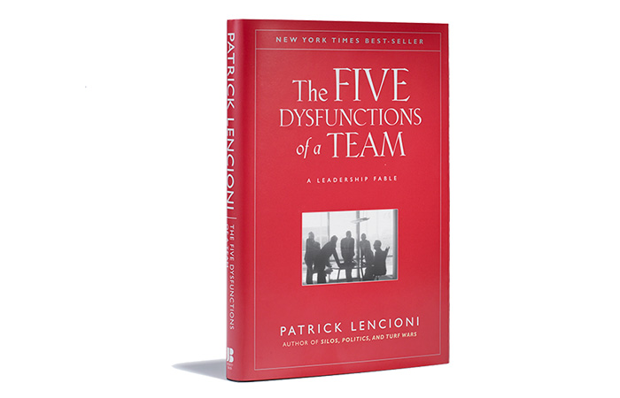 Best on Teamwork The Five Dysfunctions of a Team